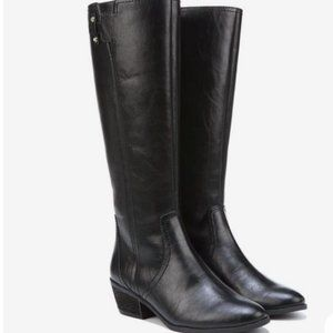 NWT DR.SCHOLL'S BRILLIANCE RIDING BOOT (WIDE CALF)